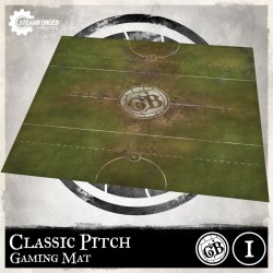 Guild Ball Play Mat : Classic Pitch