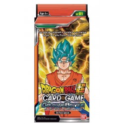 VF - Galactic Battle Special Pack Set - Dragon Ball Super Card Game
