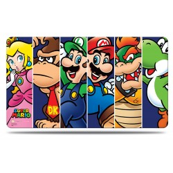 Tapis de Jeu Ultra Pro + TUBE - Super Mario & Friends