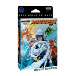 DC Comics Deck Building Game: Crossover Pack N°5: The Rogues