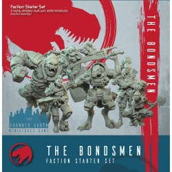 Starter Set Bondsmen - THE DROWNED EARTH