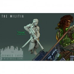 Hove (Inclue dans le starter) - THE MILITIA - THE DROWNED EARTH