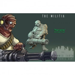 Ranelle (Inclue dans le starter) - THE MILITIA - THE DROWNED EARTH