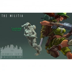 Juchita (Inclue dans le starter) - THE MILITIA - THE DROWNED EARTH