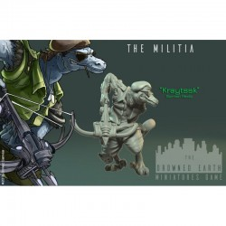 Kraytssk (Inclue dans le starter) - THE MILITIA - THE DROWNED EARTH