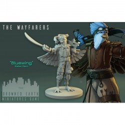Bluewing (Inclue dans le starter) - THE WAYFARERS - THE DROWNED EARTH