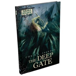 Arkham Novel The Deep Gate