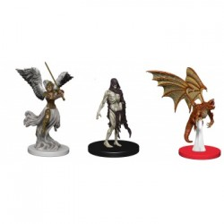 6 Boosters de 1 Figurine Magic: The Gathering Creature Forge: Overwhelming Swarm