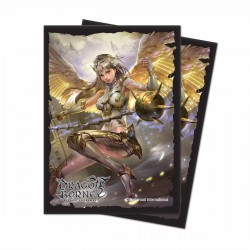 65 Deck Protector Sleeves - Dragoborne Oath of Blood v1