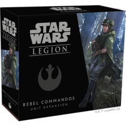 Rebel Commandos Unit Expansion - Star Wars Legion