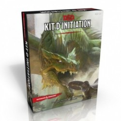Dungeons & Dragons 5e Éd. : Kit d'Initiation
