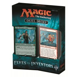 Duel Decks Elves vs Inventors - Magic the Gathering