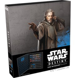 Album de Rangement Luke Skywalker - StarWars Destiny