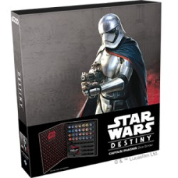 Album de Rangement Captain Phasma - StarWars Destiny