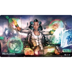 Tapis de jeu Android: Netrunner - New World Order
