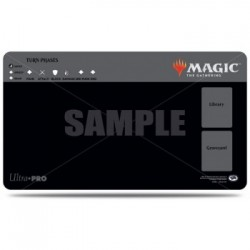 Tapis de jeu - Magic The Gathering - Single Player Battlefield Playmat 2018