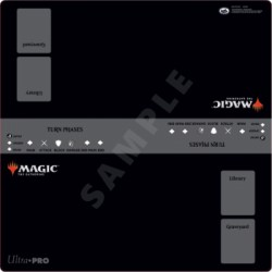 Double Tapis de jeu - Magic The Gathering - Battlefield Playmat 2018