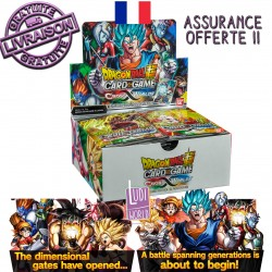 VF - Booster de 12 Cartes Cross Worlds - Dragon Ball Super TCG
