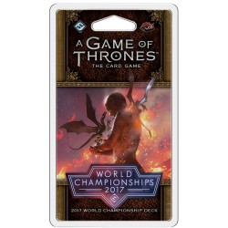2017 A Game of Thrones: The Card Game World Champion Deck