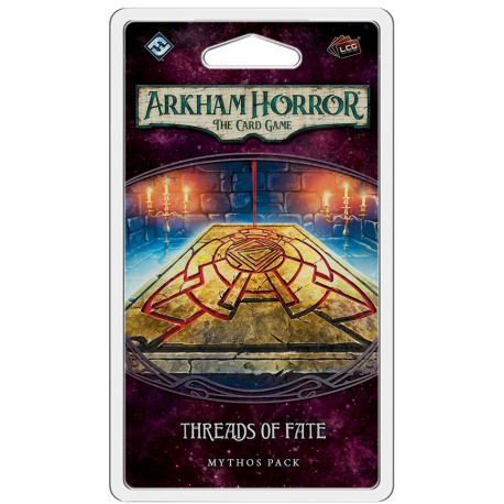 Threads of Fate - 3.1 Arkham Horror LCG