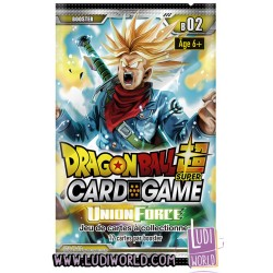 VF - Booster de 12 Cartes Union Force - Dragon Ball Super TCG