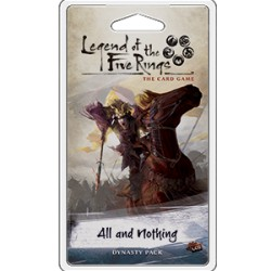 All and Nothing - Imperial Cycle 2.5 - Legend of the 5 Rings LCG