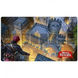 Tapis de Jeu Hero Realms Fire Bomb