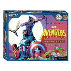 Avengers Infinity Campaign Box - Marvel Dice Masters