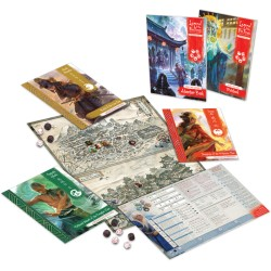 VO - Legend of the Five Rings Roleplaying Beginner Game - L5R