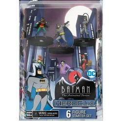 Batman The Animated Serie Fast Forces: HeroClix