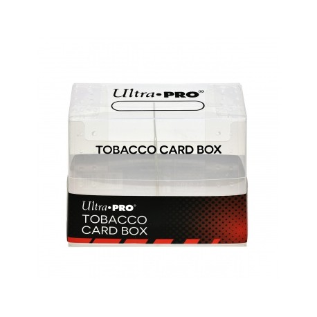 "Deck Box Ultra Pro Format Carte ""Tobacco"""