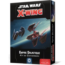 Empire Galactique - Kit de Conversion Star Wars : X-Wing 2.0