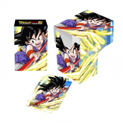 Deck Box Dragon Ball Super - Explosive Spirit Son Goku - Ultra Pro