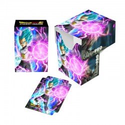 Deck Box Dragon Ball Super - God Charge Vegeta - Ultra Pro