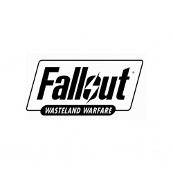 Fallout: Wasteland Warfare - Accessories: Settlement Deck