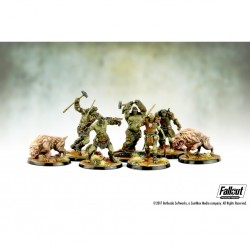 Fallout: Wasteland Warfare - Super Mutants Core Box