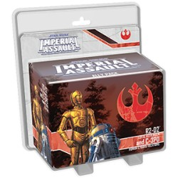 Star Wars Imperial Assault R2-D2 and C-3PO Ally Pack_9781633441118