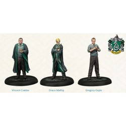 Harry Potter - SLYTHERIN STUDENTS