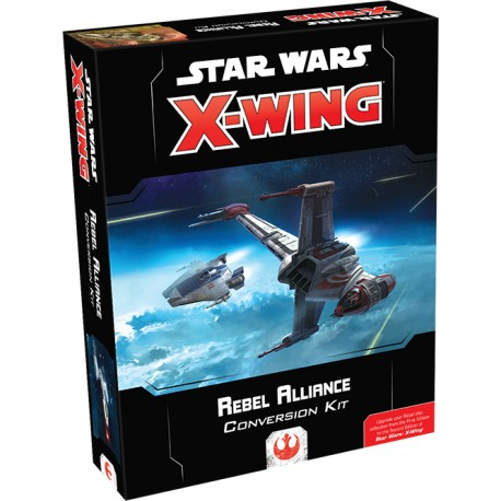 Rebel Alliance Conversion Kit - X Wing V2