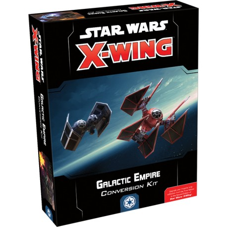 Galactic Empire Conversion Kit - X Wing V2