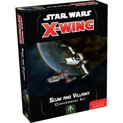 Scum and Villainy Conversion Kit - X Wing V2