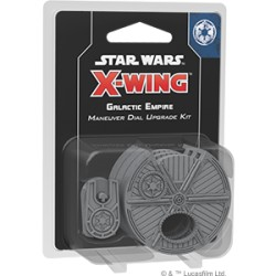 Galactic Empire Maneuver Dial Upgrade Kit - X Wing V2