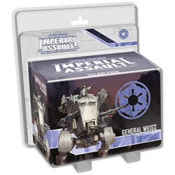 Star Wars Imperial Assault General Weiss Villain Pack_9781633440210