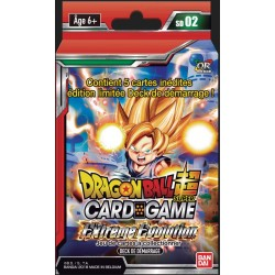 VF - Starter Deck: Evolution Extrême - Dragon Ball Super TCG