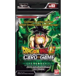 VF - Starter Deck: La Sombre Invasion- Dragon Ball Super TCG