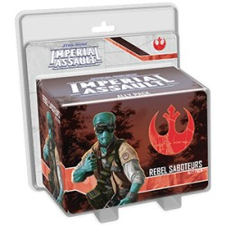 Star Wars Imperial Assault Rebel Saboteurs Ally Pack_9781633440272