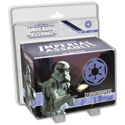 Star Wars Imperial Assault Stormtroopers Villain Pack_9781633441958