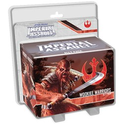 Star Wars Imperial Assault Wookiee Warriors Ally Pack_9781633441965
