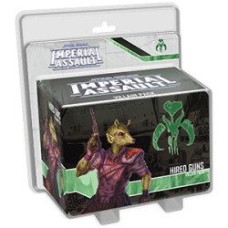 Star Wars Imperial Assault Hired Guns Villain Pack_9781633441972