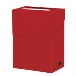 Deck Box Ultra Pro - Solid Red